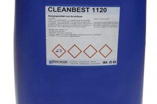 Cleanbest1120 - Reinigingsmiddel voor de tuinbouw
