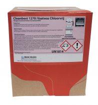 Cleanbest1270 - chloorvij vaatwasmiddel