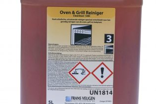 Cleanbest1380 - Oven & Grill Reiniger