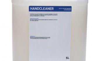 Handcleaner - zacht geparfurmeerde handreiniger
